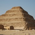 セド祭用神殿と階段ピラミッド