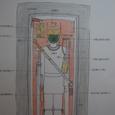 埋葬状態復元図