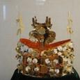 古墳出土金銅製冠