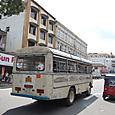 多分日本で走っていたバスかも