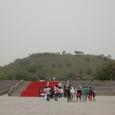漢第4代皇帝 景帝陵