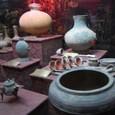 前漢時代の遺物