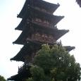 寒山寺 五重塔