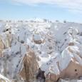雪景色 鳩の谷