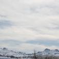 カッパドキア 雪景色