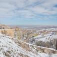 ウチヒサル(尖った砦) 鳩の谷
