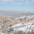 鳩の谷雪景色