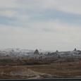 カッパドキア奇岩風景