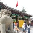 華清池(唐華清宮遺跡) 入口