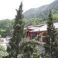 唐時代の華清宮湯殿を再建