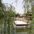 九龍湖 唐の時代は温泉を入れていた