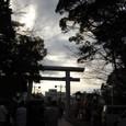 鹿島神宮 二の鳥居