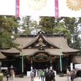 香取神宮 拝殿