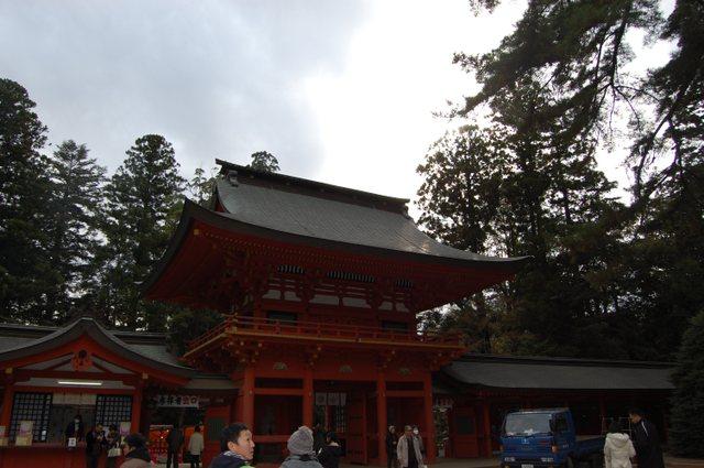 重要文化財 楼門