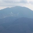 大涌谷と箱根山