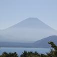 本栖湖と富士(千円札裏の風景)