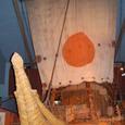 モロッコから大西洋を渡った葦船ラー号
