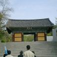 慶州 佛國寺境内