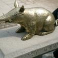豚年記念 金の豚