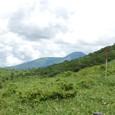 車山湿原と蓼科山