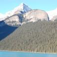 エメラルドの湖