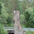 ノルウエー古来の石塔