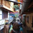 アグアスカリエンテス駅付近散策