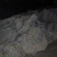 粘性の強い溶岩が固まる