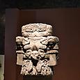 大地の女神 コアトリクエ シテイの真中で発掘された