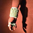パカル王 翡翠の腕輪と指輪