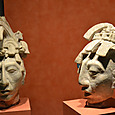 典型的なマヤ人の顔