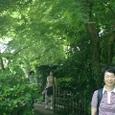 本堂後庭園