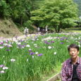 菖蒲園とJO