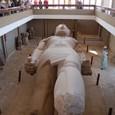 メンフィス ラムセス2世彫像(ブタハ神殿跡)