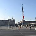 ソカロ広場 テノチティトランの中央神殿址