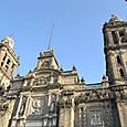 カテドラル メキシコの教会の総本山