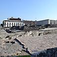 テンプロ・マヨール(Templo Mayor)遺跡