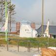 白馬江 桟橋
