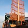 百済時代の船をイメージ