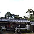 佐牙神社拝殿