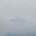 黒岳から観る富士