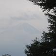 新道峠から観る富士