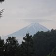 目の前に富士