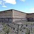 ミトラ遺跡(Mitla) 神殿跡