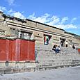 ミトラ遺跡(Mitla) ペゼラオの宮殿