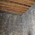 ぺゼラオの宮殿 モザイクの部屋 屋根再現