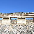 地下墳墓のある神殿跡