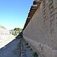 地下墳墓神殿の壁面