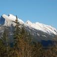 ランドレ山(Mt.Rundle)