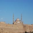 サラデイン城塞の中のムハンマド・アリー・モスク
